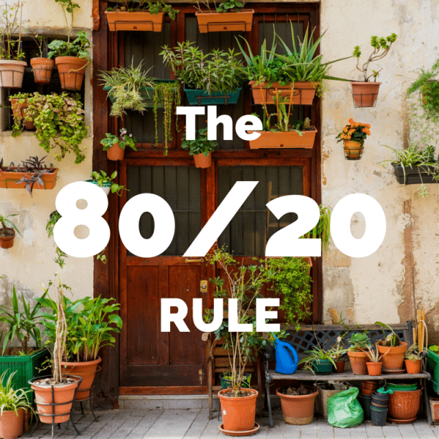 Increase Profits with the 80-20 Rule