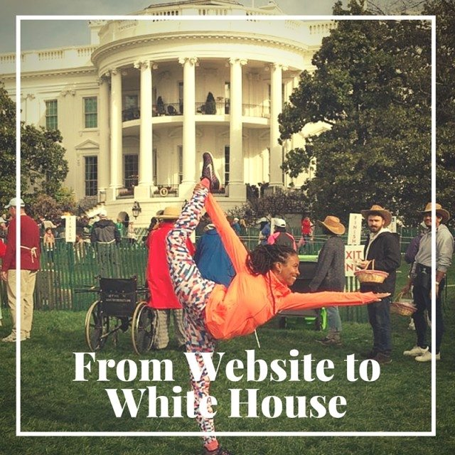 Website to White house