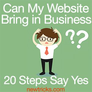 Website Bring in Business