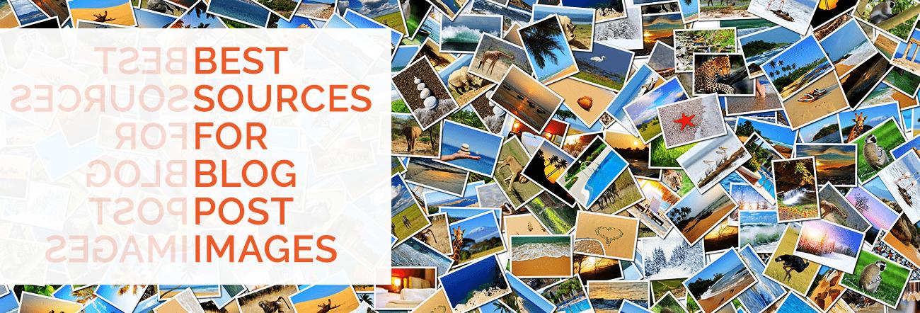 best sources for blog images