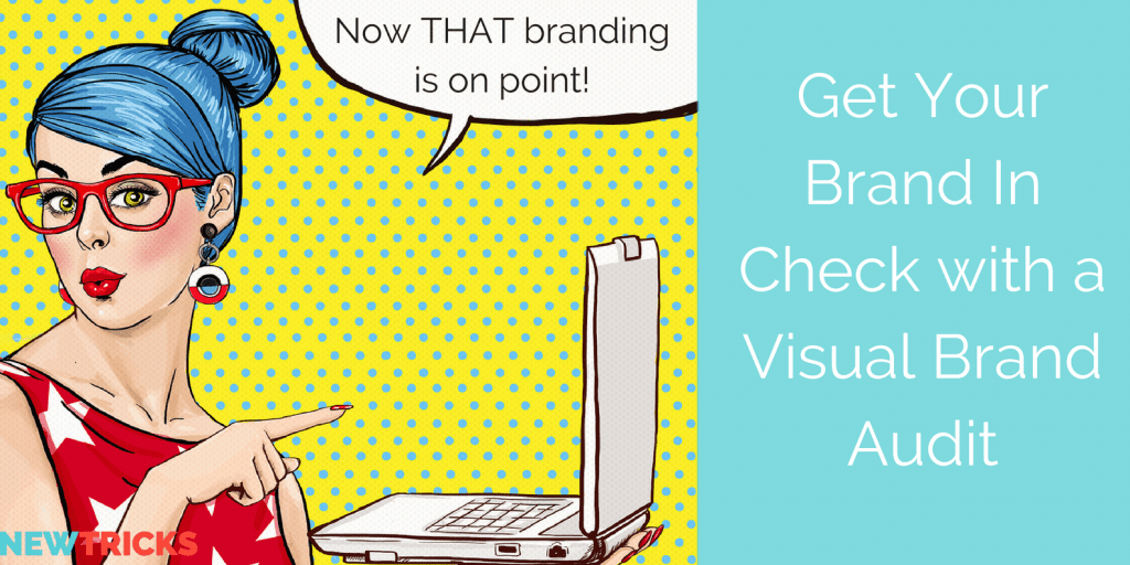 visual brand audit