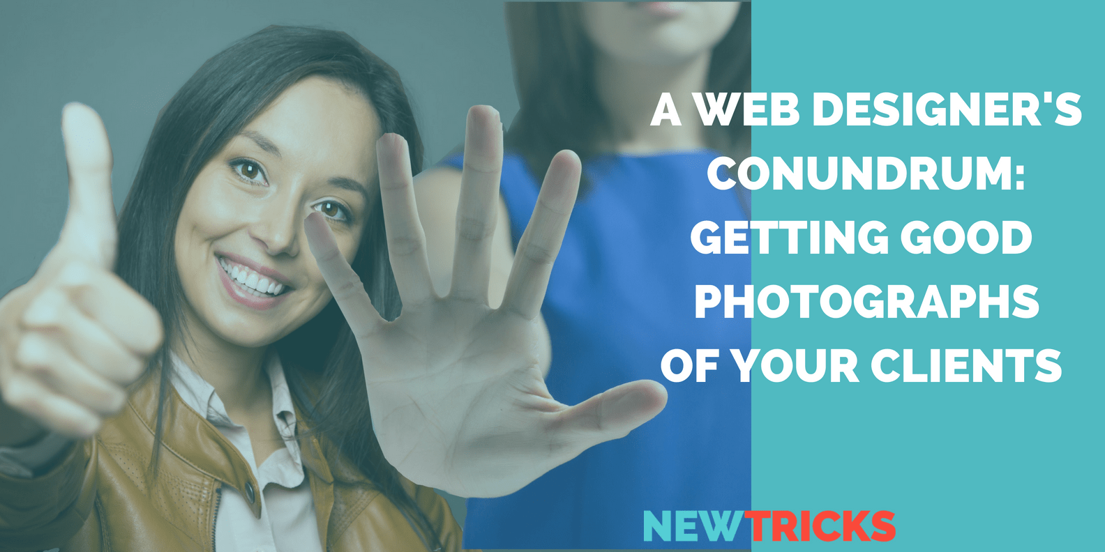 Web Designer's Conundrum. Getting Client Photographs
